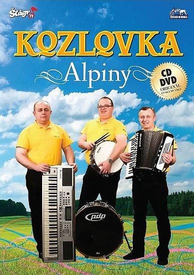 neuveden: Kozlovka - Alpiny - CD+DVD