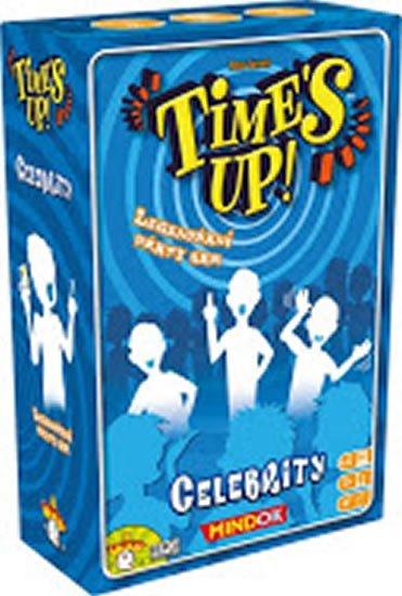 Sarrett Peter: Time´s Up!: Celebrity