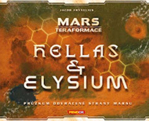 Fryxelius Jacob: Mars: Teraformace: Hellas & Elysium/rozšíření