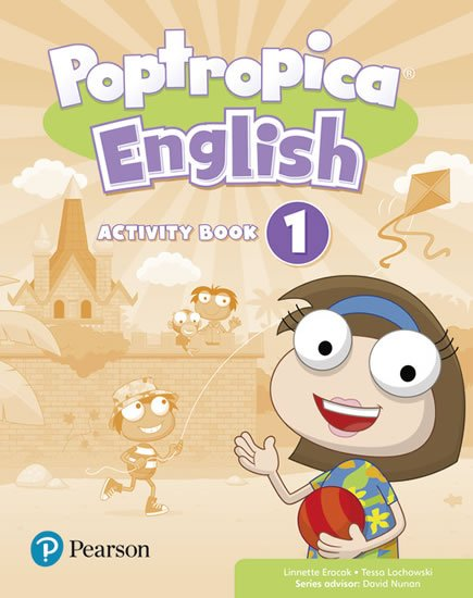 Erocak Linnette: Poptropica English 1 Activity Book