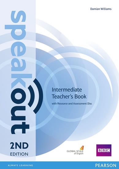 Williams Damian: Speakout 2nd Edition Intermediate Teacher´s Guide w/ Resource & Assessment