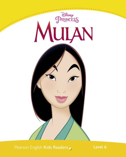 Shipton Paul: PEKR | Level 6: Disney Princess Mulan