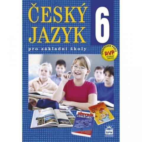 Hošnová Eva a kolektiv: Český jazyk 6 pro základní školy - Učebnice