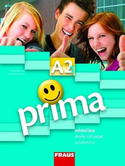 kolektiv autorů: Prima A2/díl 3 - učebnice