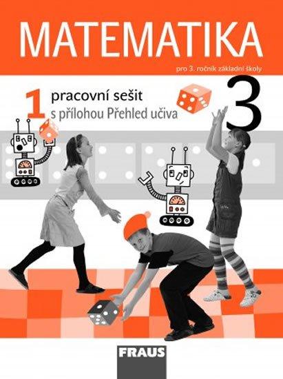 kolektiv autorů: Matematika 3/1 pro ZŠ - pracovní sešit