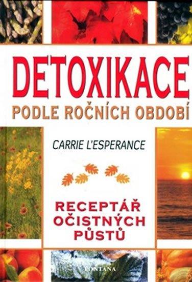Lesperance Carrie: Detoxikace podle ročních období