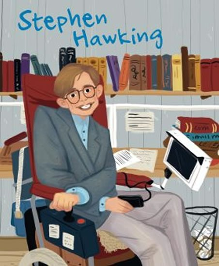 Kent Jane: Génius Stephen Hawking