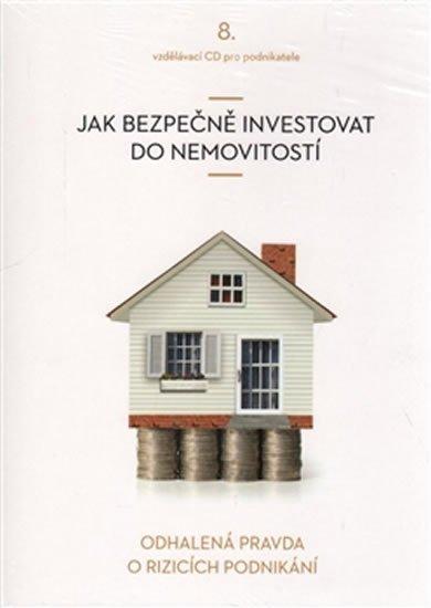 John Vladimír: Jak bezpečně investovat do nemovitostí - CD