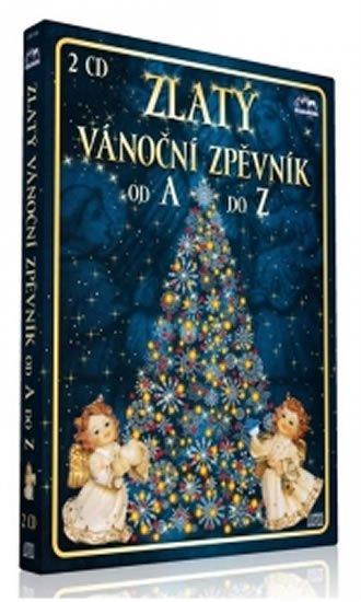 neuveden: Zlatý vánoční zpěvník od A do Z - 2 CD