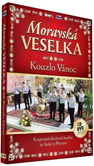 neuveden: Moravská Veselka - Kouzlo Vánoc - CD+DVD