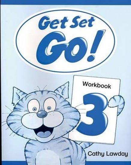 Lawday Cathy: Get Set Go! 3 Workbook