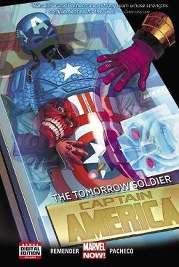 Remender Rick: Captain America Volume 5: The Tomorrow Soldier (marvel Now)