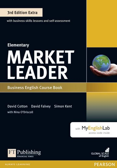Dubicka Iwona: Market Leader 3rd Edition Extra Elementary Coursebook w/ DVD-ROM Pack