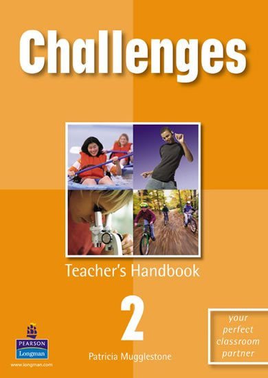 Mugglestone Patricia: Challenges Teacher´s Handbook 2