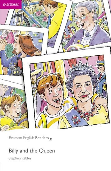 Rabley Stephen: PER | Easystart: Billy and the Queen Bk/CD Pack