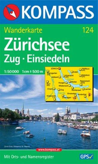 neuveden: Zürichsee 124 / 1:50T NKOM