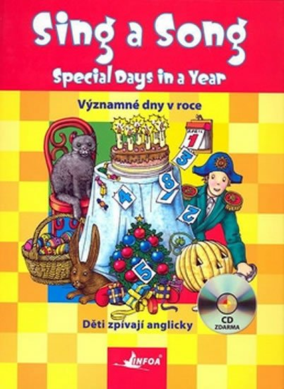 Suska Agnieszka: Sing a Song: Special Days in a Year + CD