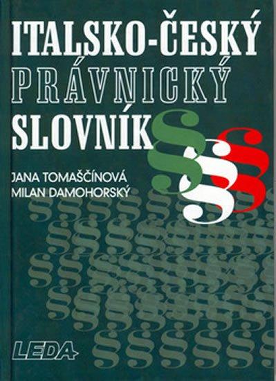 Tomaščínová J.: I-Č právnický slovník