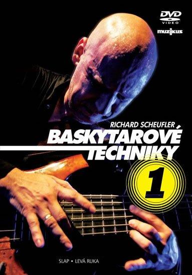Scheufler Richard: Baskytarové techniky 1 - DVD