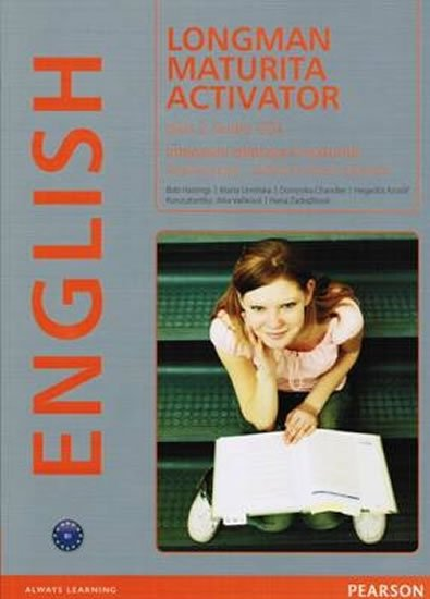 Hastings Bob: Maturita Activator Students´ Book Pack CZ