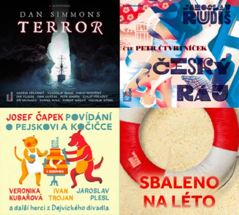 neuveden: Audio roku 2018 - CDmp3 (komplet Terror, Český ráj, Povídání o pejskovi a k