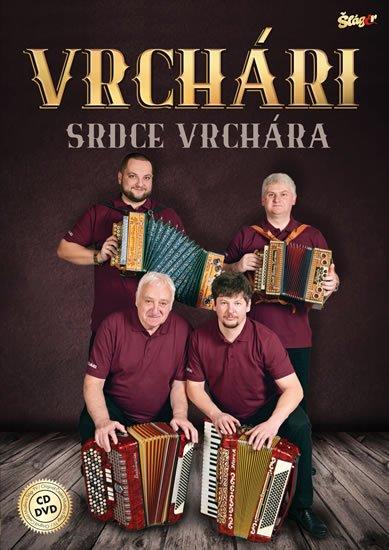 neuveden: Vrchári - Srdce Vrchára - CD + DVD