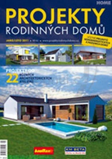 neuveden: Projekty Rodinných domů 2011 Jaro/Léto