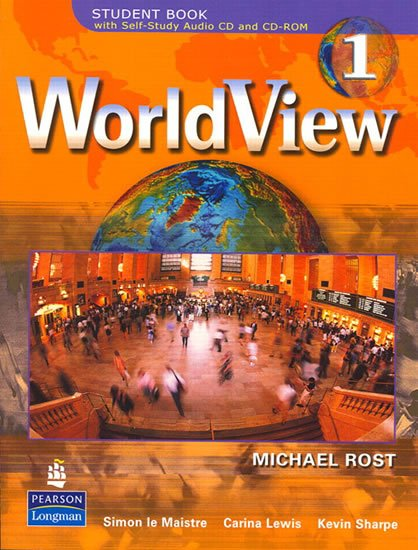 Rost Michael: WorldView 1 w/ Self-Study Audio CD
