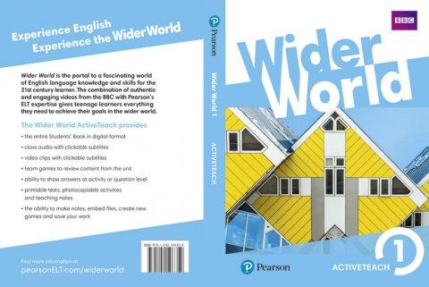 neuveden: Wider World 1 Teacher´s ActiveTeach