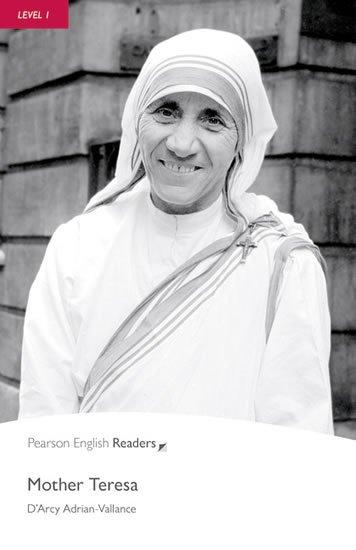 Adrian-Vallance D´Arcy: PER   Level 1: Mother Teresa Bk/CD Pack