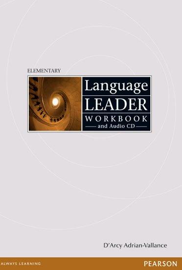 Adrian-Vallance D´Arcy: Language Leader Elementary Workbook w/ Audio CD Pack (no key)