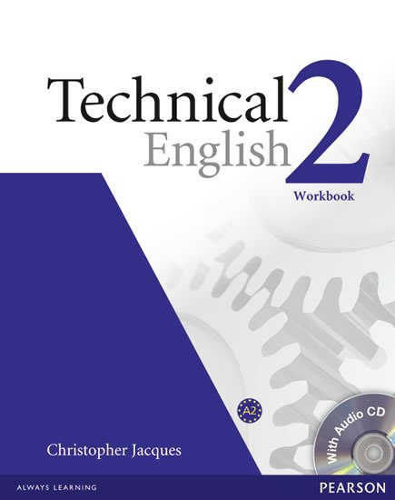 Jacques Christopher: Technical English 2 Workbook w/ Audio CD Pack (no key)