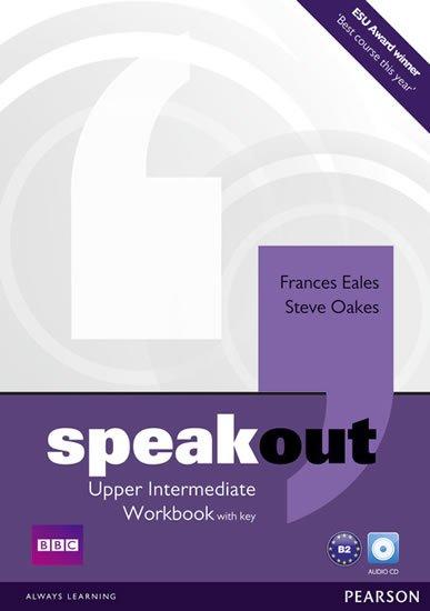 Eales Frances: Speakout Upper Intermediate Workbook w/ Audio CD Pack (w/ key)