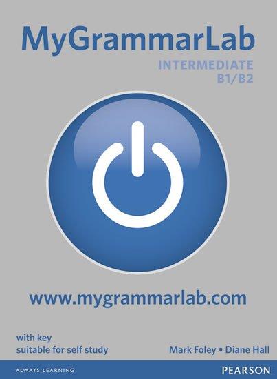Foley Mark: MyGrammarLab Intermediate w/ MyEnglishLab Pack (w/ key)