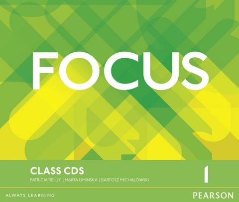 Uminska Marta: Focus 1 Class CDs