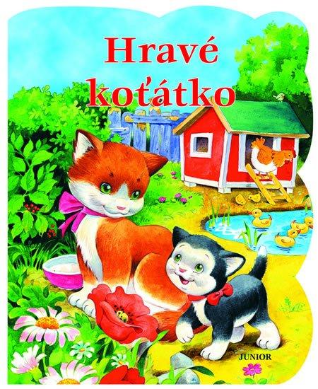 Pospíšilová Zuzana: Hravé koťátko