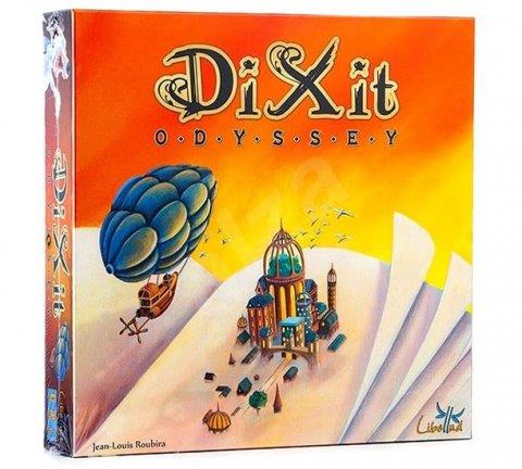 neuveden: Dixit/Odyssey - Rodinná hra