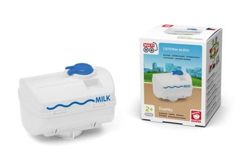 neuveden: IGRÁČEK MULTIGO - Cisterna mléko