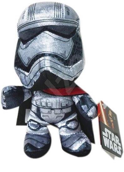 neuveden: Star Wars VII - Captain Phasma 25cm plyšová figurka
