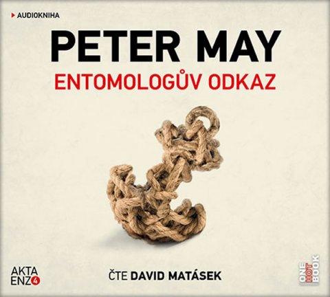 May Peter: Entomologův odkaz - CDmp3 (Čte David Matásek)