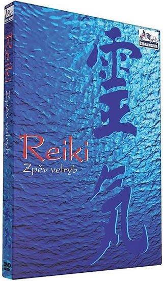 neuveden: Reiki 2 - Zpěv velryb  - DVD
