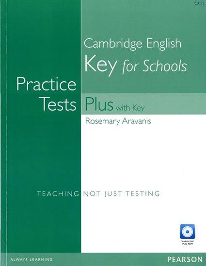 Aravanis Rosemary: Practice Tests Plus Cambridge English Key for Schools 2016 Book w/ Multi-Ro