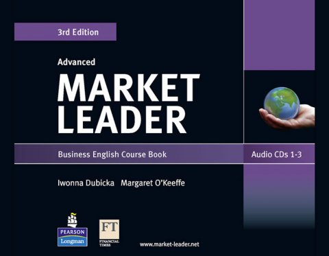 Dubicka Iwona: Market Leader 3rd Edition Advanced Coursebook Audio CD (2)