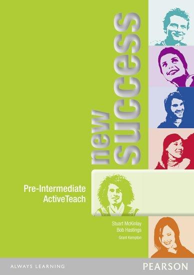 kolektiv autorů: New Success Pre-Intermediate Active Teach