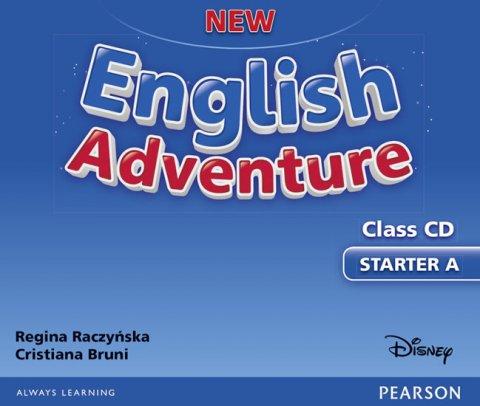 neuveden: New English Adventure Starter A Class CD