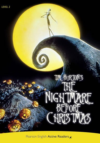 Skinner Daphne: PEAR | Level 2: Nightmare before Christmas Bk/Multi-ROM with MP3 Pack