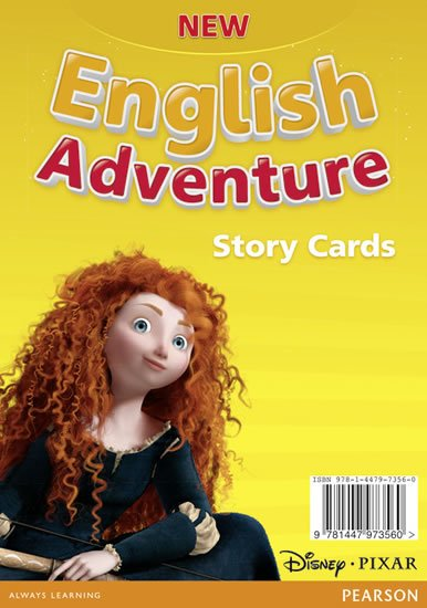 neuveden: New English Adventure Starter B Storycards