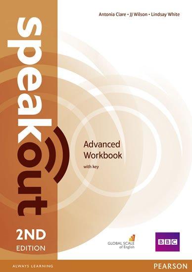 Clare Antonia: Speakout 2nd Edition Advanced Workbook w/ key