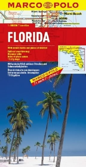 neuveden: Florida/mapa 1