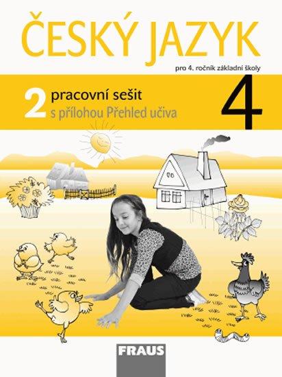 kolektiv autorů: Český jazyk 4/2 pro ZŠ - pracovní sešit